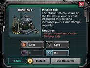 MissileSilo-Requirments