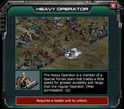 HeavyOperator-EventShopDescription