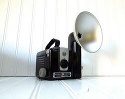 KodakBrownieHawkeyeCamera