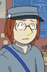 Bird's hat