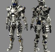 Power-suit-robot