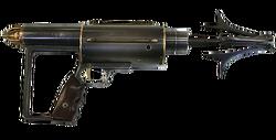 H.G. Wells' Grappling Hook Gun