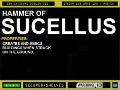 Hammer of Sucellus
