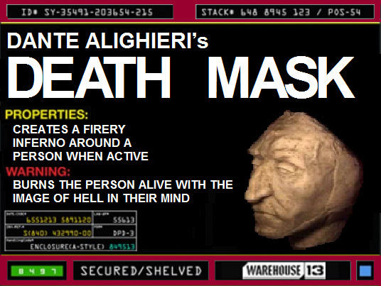 File:Dante Alighieri's Death Mask.png