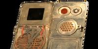Claudia Donovan's Portable Ping Device