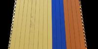 Lloyd Wright's Pick-up Sticks