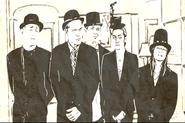 Waehouse 12 Regents