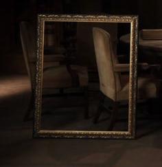 Rembrandt's Frame