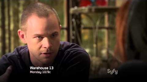 Warehouse 13 - Monday at 10 9c - Next Episode Lost & Found