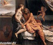 Greek mythology-Zeus and Hera