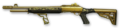 Fabarm S.A.T. 8 Pro Gold Render