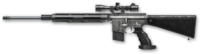 M16 SPR Custom Render
