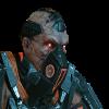 Screamer Cyborg Icon