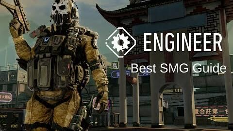 Warface Best SMG for Beginners?
