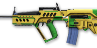 Tavor TAR-21 Brazilian World Cup
