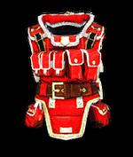 Christmas Vest Render