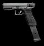 Glock 18C Render