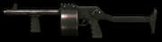 Cobray Striker Render