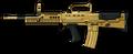 Enfield L85A2 Custom Gold Render