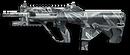 AUG A3 9mm XS Winter Camo Render