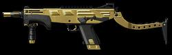 MAG-7 Gold Render