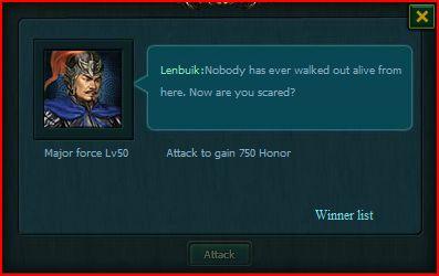 Lenbuik encounter
