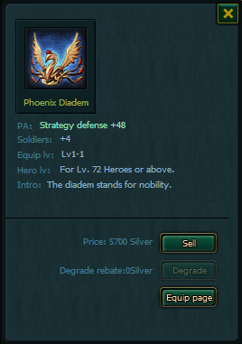 Pheonix Diadem