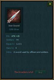 IRON SWORD 1