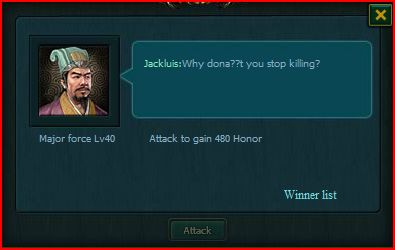 Jackluis encounter