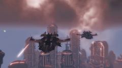 Dark Energon Bombers by superreddevil