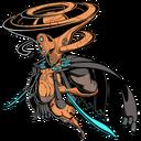 TeshinGlyph