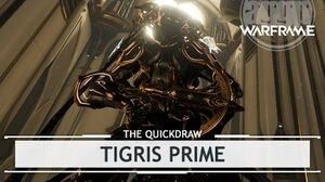 Warframe Tigris Prime, When Big is Too Big! - 4 Forma thequickdraw