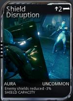 Shield Disruption Aura