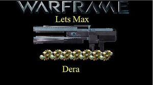 Lets Max (Warframe) E11 - Dera