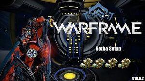 Warframe Nezha Setup - 4x Forma (U19.6