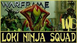 NINJA SQUAD SUPREME INVISIBILITY 3 Loki - Tower 4 Survival