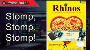 Reinforcing Stomp Part Of A Balanced Build!