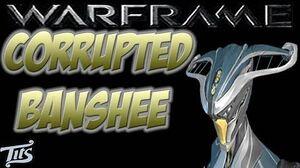 Warframe 10 ♠ Banshee