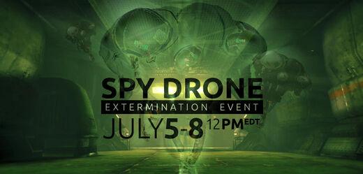 SpyDrone Banner