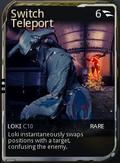 SwitchTeleportMod