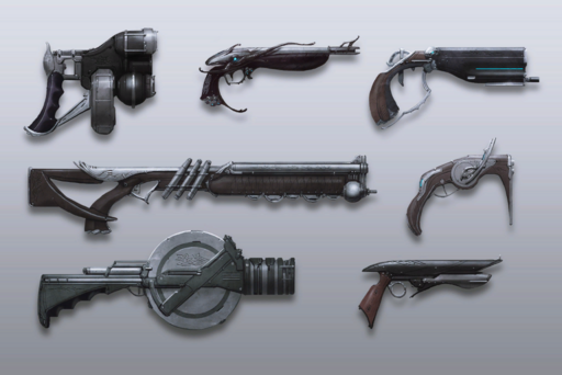 FRAGMENT 09 ARCHAIC WEAPONS