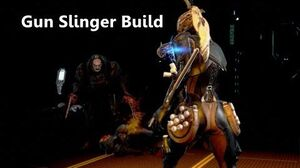 Hang 'Em High! Pandero Gunslinger Build (Warframe)