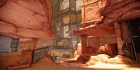 Canyon Settlement