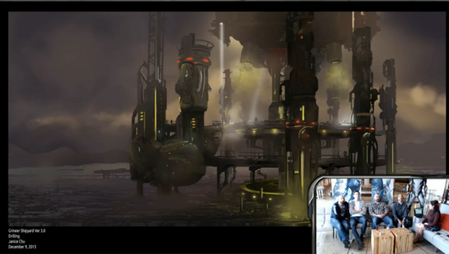 File:02 - Grineer drilling machine concept art.png
