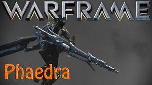 Warframe - Phaedra (Somas big sister?)