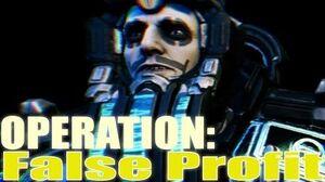Warframe Operations - OPERATION FALSE PROFIT Update 16