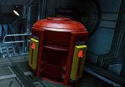 Explosive Barrel Large U17