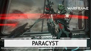 Warframe Paracyst, The Full On Herpes Edition thequickdraw