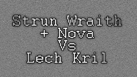 Warframe Strun Wraith Nova Vs Lech Kril