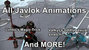 All Javlok Idle Animations